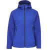 FRILUFTS TEKAPO JACKET Frauen - Regenjacke - NAUTICAL BLUE