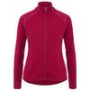 Schöffel FLEECE JACKET NAGOYA Frauen - Fleecejacke - BEET RED