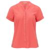 Royal Robbins COOL MESH ECO S/S Frauen - Outdoor Bluse - GRENADINE