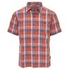 Royal Robbins MOJAVE DOBBY PLAID S/S Männer - Outdoor Hemd - ROOIBOS TEA