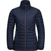 Jack Wolfskin VISTA JACKET W Frauen - Daunenjacke - MIDNIGHT BLUE