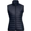 Jack Wolfskin JWP VEST W Frauen - Weste - NIGHT BLUE