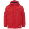 FRILUFTS NYORD TWIN JACKET Kinder - Doppeljacke - CHILI PEPPER
