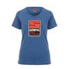 Schöffel T SHIRT ORIGINALS KITIMAT Frauen - T-Shirt - BLUE HORIZON