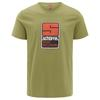 Schöffel T SHIRT ORIGINALS KITIMAT Männer - T-Shirt - LODEN GREEN