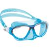 Cressi-Sub MOON KID Kinder - Schwimmbrille - BLUE/ORANGE