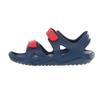Crocs SWIFTWATER RIVER SANDAL Kinder - Outdoor Sandalen - NAVY/FLAME