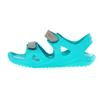 Crocs SWIFTWATER RIVER SANDAL Kinder - Outdoor Sandalen - POOL