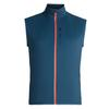 Icebreaker TECH TRAINER HYBRID VEST Männer - Weste - PRUSSIAN BLUE/MIDNIGHT NAVY