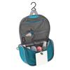 Sea to Summit HANGING TOILETRY BAG               - Kulturtasche - BLUE/GREY