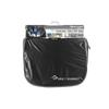 Sea to Summit HANGING TOILETRY BAG               - Kulturtasche - BLACK GREY