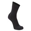 Icebreaker M LIFESTYLE_LIGHT CREW Männer - Wandersocken - BLACK