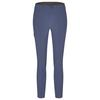 Patagonia W' S SKYLINE TRAVELER PANTS - SHORT Frauen - Reisehose - DOLOMITE BLUE