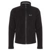 Jack Wolfskin MOONRISE JACKET MEN Männer - Fleecejacke - BLACK