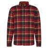 Fjällräven SINGI HEAVY FLANNEL SHIRT M Männer - Outdoor Hemd - DEEP RED