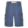 Fjällräven KIDS VIDDA SHORTS Kinder - Trekkinghose - UNCLE BLUE