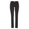 Fjällräven ABISKO STRETCH TROUSERS W Frauen - Trekkinghose - DARK GREY