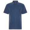 Royal Robbins MOJAVE PUCKER DRY S/S Männer - Outdoor Hemd - COLLINS BLUE