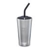 Klean Kanteen TUMBLER VACUUM INSULATED - Thermobecher - BRUSHED STAINLESS