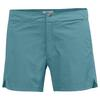 Fjällräven HIGH COAST TRAIL SHORTS W Frauen - Shorts - LAGOON