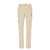 Fjällräven TRAVELLERS MT TROUSERS W Frauen - Reisehose - LIGHT BEIGE