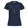Royal Robbins COOL MESH S/S Frauen - Outdoor Bluse - DEEP BLUE