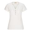 Royal Robbins COOL MESH S/S Frauen - Outdoor Bluse - CREME