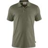 Fjällräven GREENLAND RE-COTTON POLO SHIRT M Männer - Polo-Shirt - GREEN