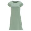 Fjällräven HIGH COAST DRESS W Frauen - Kleid - SAGE GREEN