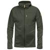 Fjällräven ABISKO TRAIL FLEECE M Männer - Fleecejacke - DEEP FOREST