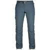 Fjällräven HIGH COAST TRAIL TROUSERS W Frauen - Trekkinghose - DUSK