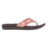 Reef ORTHO-BOUNCE WOVEN Frauen - Outdoor Sandalen - DUSTY CORAL