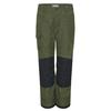FRILUFTS TOLITA WARM PANTS Kinder - Trekkinghose - BLACK FOREST