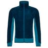 FRILUFTS UTSIRA FLEECE JACKET Männer - Fleecejacke - MOROCCAN BLUE