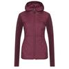FRILUFTS VASSE HOODED FLEECE JACKET Frauen - Fleecejacke - FIG