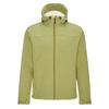 FRILUFTS HEIMAEY HOODED SOFTSHELL JACKET Männer - Softshelljacke - CALLA GREEN