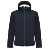 FRILUFTS HEIMAEY HOODED SOFTSHELL JACKET Männer - Softshelljacke - DARK SAPPHIRE