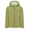 FRILUFTS HEIMAEY HOODED SOFTSHELL JACKET Kinder - Softshelljacke - CALLA GREEN