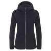 FRILUFTS VORMSI HOODED FLEECE JACKET Frauen - Fleecejacke - DARK SAPPHIRE