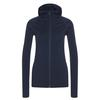 FRILUFTS KALSOY HOODED JACKET Frauen - Wolljacke - DARK SAPPHIRE