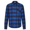 FRILUFTS TINNAHINCH L/S SHIRT Männer - Outdoor Hemd - NAUTICAL BLUE