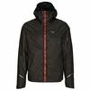 Arc'teryx NORVAN SL INSULATED HOODY MEN' S Männer - Regenjacke - BLACK/INFRARED