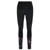 Craft PURSUIT THERMAL TIGHTS W Frauen - Skihose - BLACK/P JUNGLE