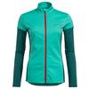 Vaude WOMEN' S ALL YEAR MOAB SHIRT Frauen - Fahrradtrikot - PEACOCK