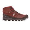 On CLOUDROCK WATERPROOF Männer - Hikingstiefel - COCOA/RED