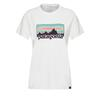 Patagonia W' S CAP COOL DAILY GRAPHIC SHIRT Frauen - Funktionsshirt - SOLAR RAYS ' 73: WHITE