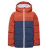 Columbia PIKE LAKE JACKET Kinder - Winterjacke - CARNELIAN RED, COLLEGIATE NAVY