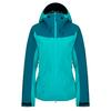 BlackYak BARZONA JACKET #2 Frauen - Regenjacke - CAPRI BREEZE