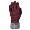 Vaude WOMEN' S TINSHAN GLOVES IV Frauen - Handschuhe - CLARET RED