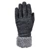 Vaude WOMEN' S TINSHAN GLOVES IV Frauen - Handschuhe - PHANTOM BLACK